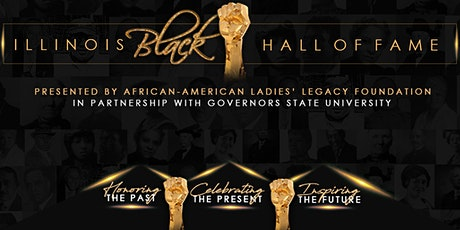 VIP Reception  & Illinois Black Hall of Fame Induction Ceremony tickets