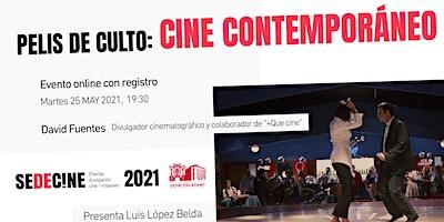 charla «Películas de culto en el Cine Contemporáneo»
