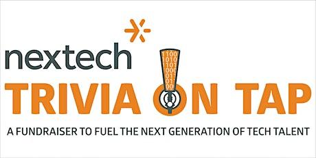 Nextech Trivia on Tap Fundraiser tickets