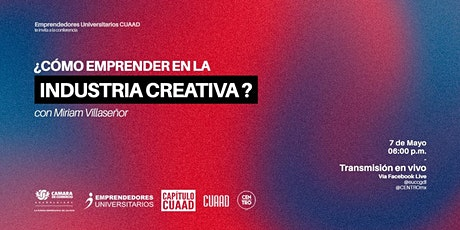 ¿Cómo emprender en la industria creativa? boletos