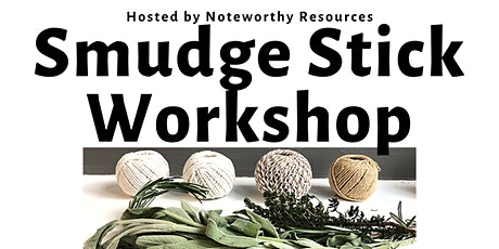 Smudge Stick Workshop tickets