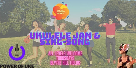 Ukulele Jam and Sing-Song tickets