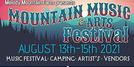 Mountain Music and Arts Festival tickets