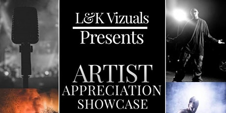 Artist Appreciation Showcase *ATL* tickets