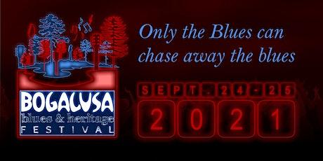 2021 Bogalusa Blues & Heritage Festival tickets