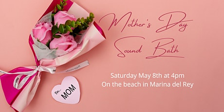 Pre Mother's Day Sound Healing Ceremony tickets