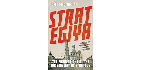 Book Launch: Strategiya: The Foundations of the Russian Art of Strategy tickets