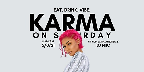 KARMA SATURDAYS tickets