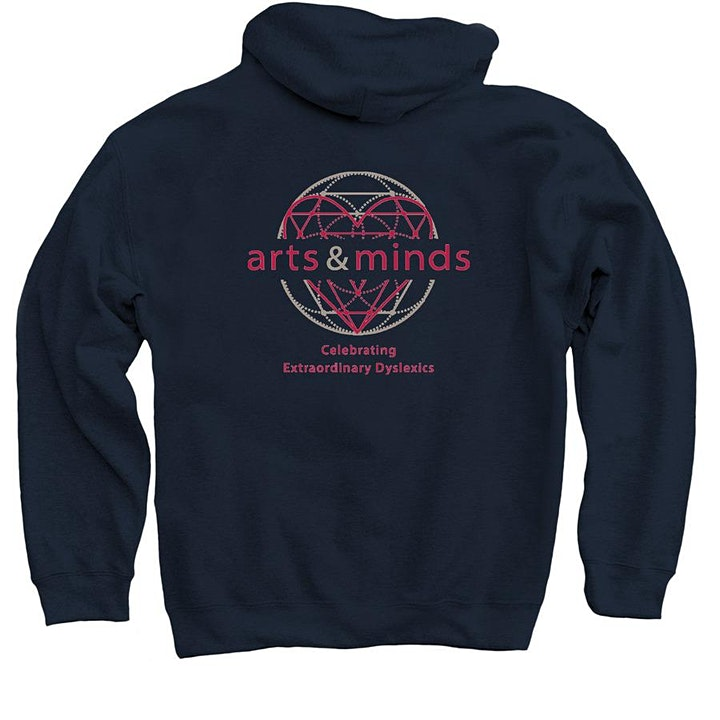 Arts and Minds: Celebrating Extraordinary Dyslexics 2021 image