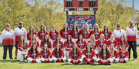 SCHS Lady Cardinals Youth Softball Camp tickets