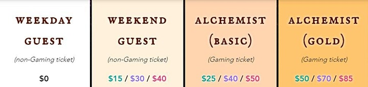 Alchemy: A Gamified Festival Experience image