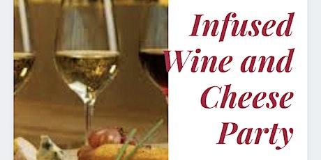 Infused Wine Tasting tickets