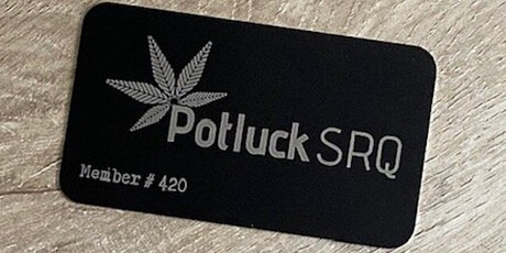 Potluck SRQ Presents Members Only tickets