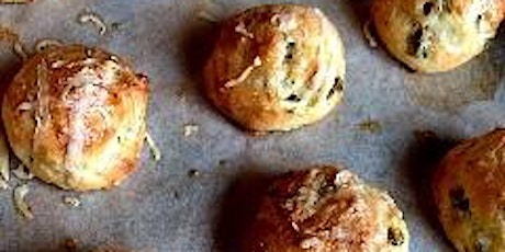Sweet and Savory Cream Puff Workshop tickets
