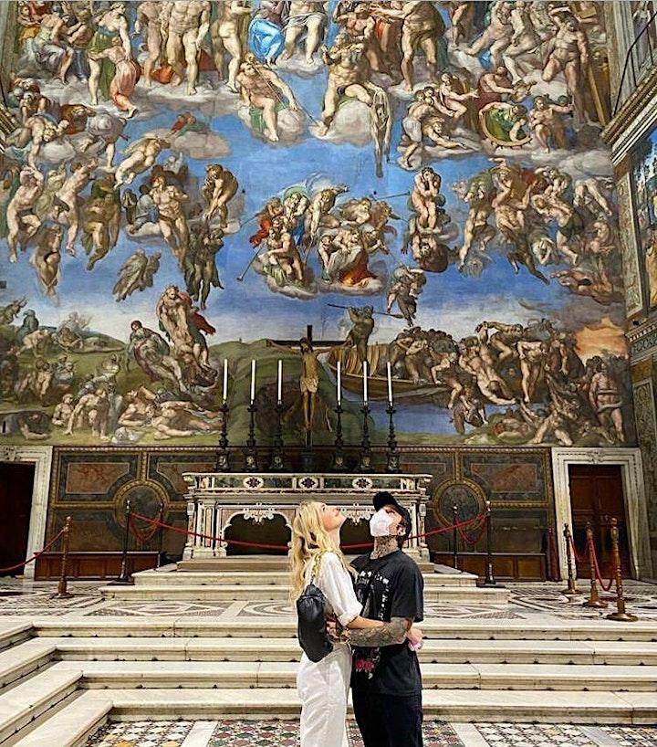 Immagine Musei Vaticani Imperdibili e Cappella Sistina