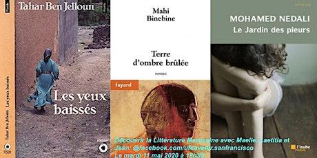 Conférence: Découverte de la Littérature Marocaine tickets