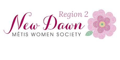 New Dawn Region 2 Virtual Beginner Yoga with Danielle Murray tickets