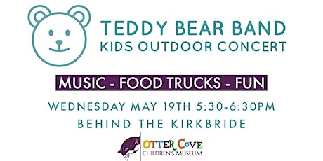 Teddy Bear Band Outdoor Concert tickets