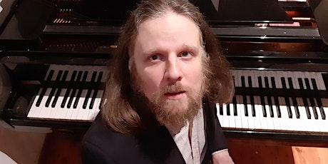 Concerto Pianistico di Giulio Andreetta alla Casa Musicale Brusegan biglietti