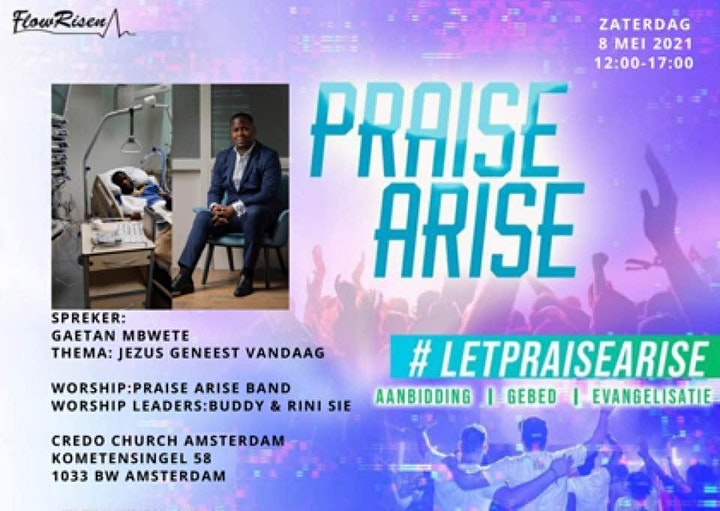 Afbeelding van Praise Arise 8 mei 2021