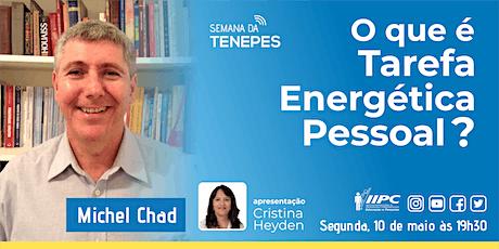 Live - O que é Tarefa Energética Pessoal? ingressos