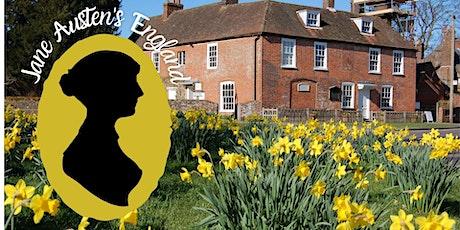 Jane Austen's England tickets