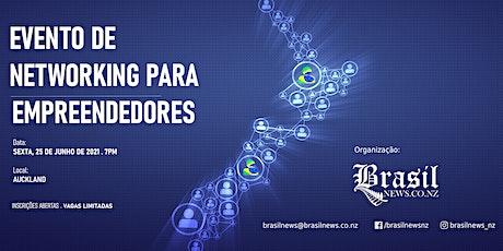 Evento Networking Empreendedores Brasileiros - 3º Edição tickets