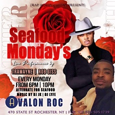 Seafoodmonday TrapHouseCusine tickets