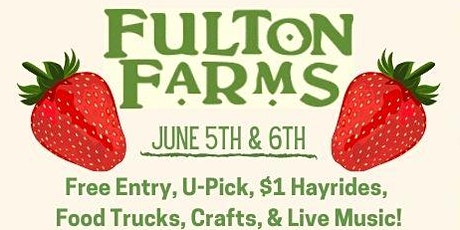 Fulton Farms Back to our Roots tickets