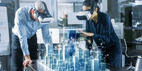 16 Hours Beginners Virtual Reality (VR)Training course New Brunswick tickets