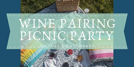 Wine Pairing Picnic Party tickets