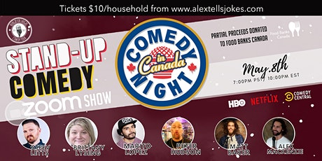 Comedy Night in Canada #9 tickets