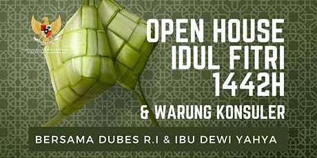 Open House & Warung Konsuler tickets