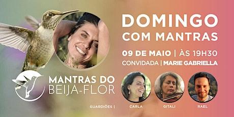 09/05 - Domingo com Mantras do Beija Flor ingressos