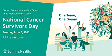National Cancer Survivors Day: One Team, One Dream tickets