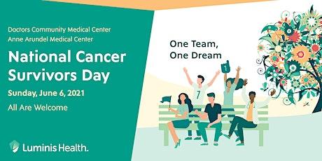 National Cancer Survivors Day: One Team, One Dream tickets