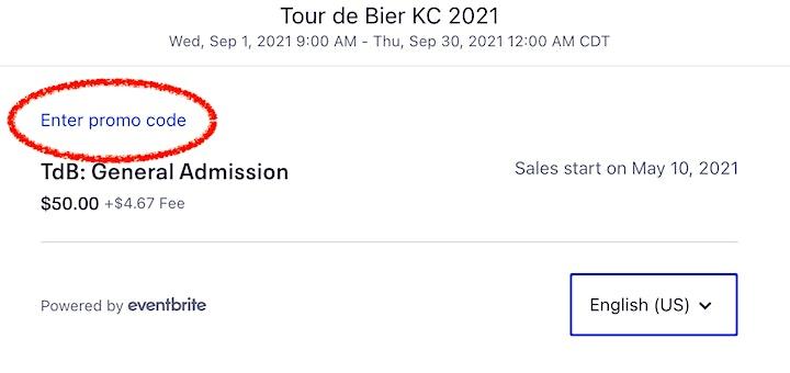 Tour de Bier KC 2021 image