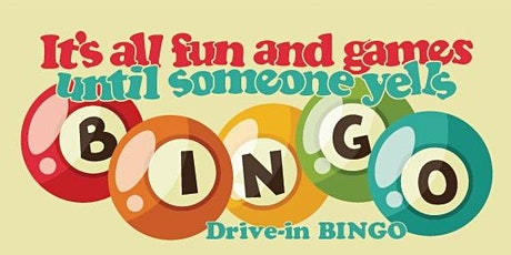 Drive-In BINGO 55+ (ANTONIO MACEO) tickets