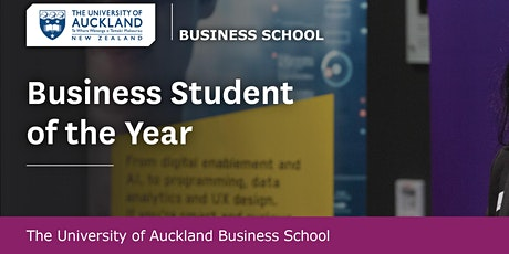EY Business Student of the Year tickets
