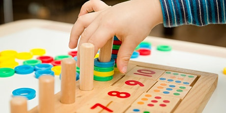 Numeracy and the EYFS tickets