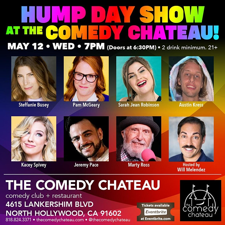 HUMP DAY SHOW image
