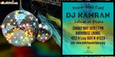 Persian Disco Night tickets