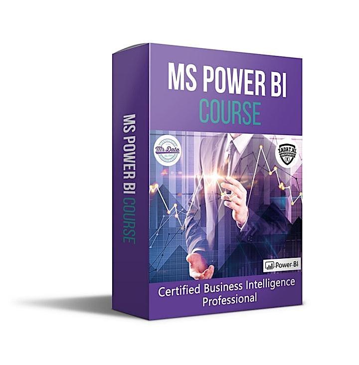Afbeelding van Register Power BI Training in Amsterdam - Power BI Training Cost