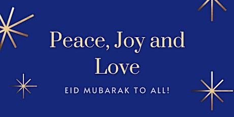 Eid-ul-Fitr 2021 Salat Signup tickets