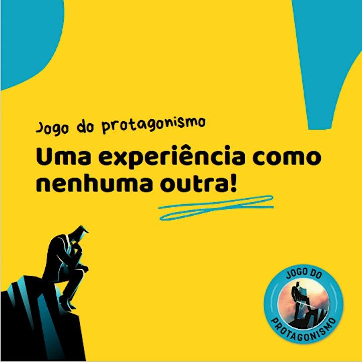 Imagem do evento Jogo do Protagonismo Online - Campanha Contra a Fo