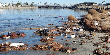 BEACH CLEANUP @ SAN GABRIEL RIVER JETTY tickets