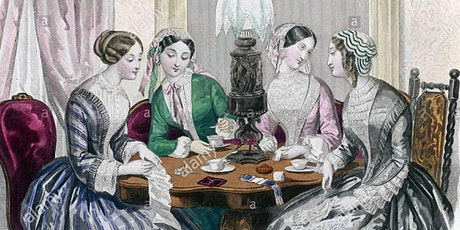 Victorian Tea entradas