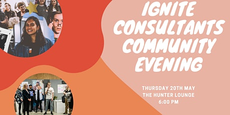 Ignite Consultants Community Evening tickets