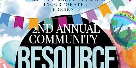 2nd Annual Disability Resource Fair tickets