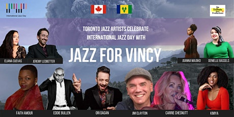 Jazz for Vincy Benefit Concert - REPLAY tickets